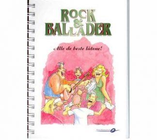 Rock & Ballader 1 - Spiralinnbundet