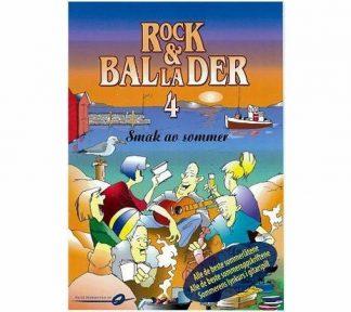 Rock & Ballader 4 - Spiralinnbundet