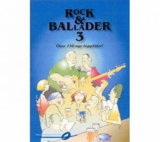 Rock & Ballader 3 - Spiralinnbundet