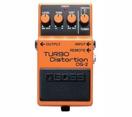 Boss - DS-2  TURBO Distortion