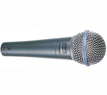 Shure - BETA58A, Mikrofon(dynamic, vocal)