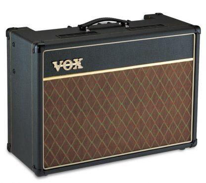 Vox - AC15C1, Combo Rørforsterker