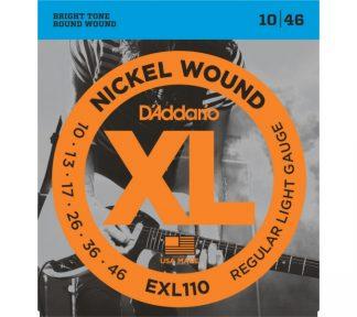 DAddario EXL110 El. gitar strenger (010-046)