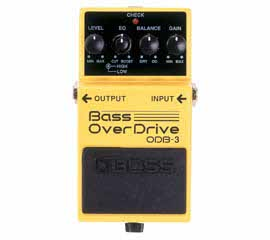 Boss - ODB-3 (Bass Overdrive)