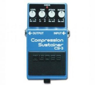 Boss - CS-3, Compressor