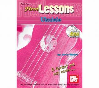Ukulele - First Lessons Ukulele Book + CD og DVD set