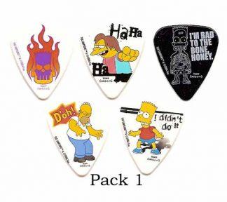Simpsons Pack 1 - Plekter