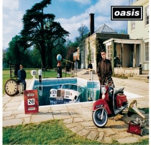 """Oasis """"Be here now"""""""