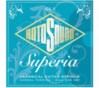 Rotosound - CL1 Superia, Nylon Ball End