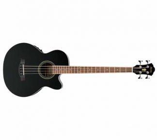 Ibanez - AEB- 8E BK Ak-Bass
