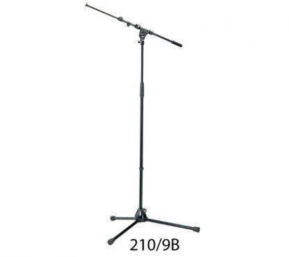 K&M - Mikrofonstativ m/bomm 210/9B