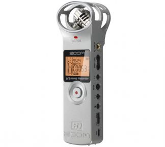 Zoom - H1 Silver, Recorder
