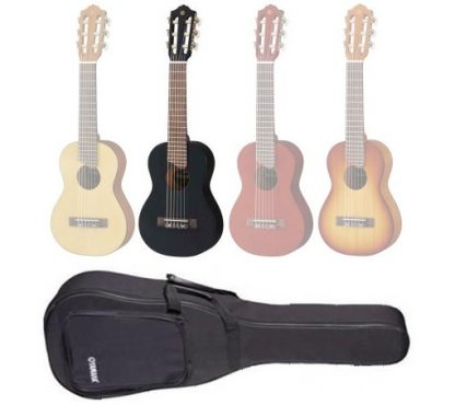 Yamaha - GL1, Gitar/Ukulele, Sort