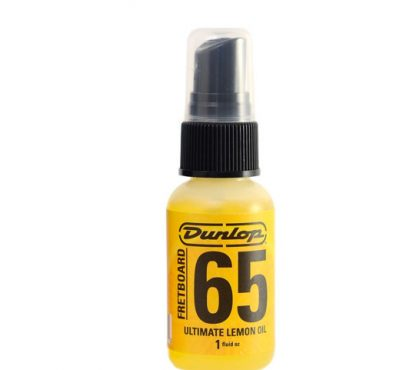 Dunlop - Lemon oil, Fingerboard Cleaner