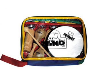 Meinl - Nino Set-1,Perkusjonsett