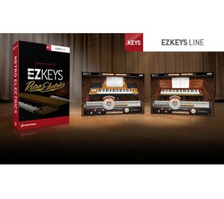 Toontrack - EZkeys Classic Electrics, E-Piano