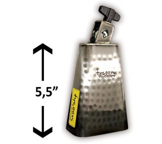 Tycoon - Kubjelle TWH-55, Hammered Cowbell 5,5""
