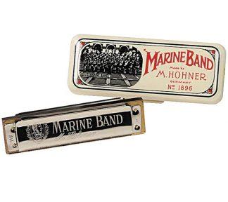 Hohner - 1896/20 G, Marine Band