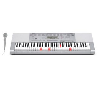 Casio - LK-280, Keyboard med Mikrofon
