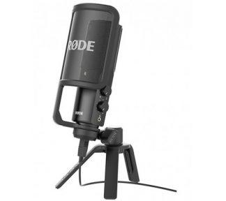 Røde - NT-USB, kondensator studiomikrofon