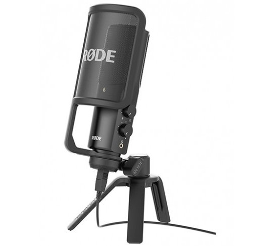 Røde NT2 A Studio Kit med stativ GP Musikk