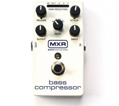 Dunlop - MXR M87, Bass Compressor