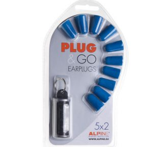 Alpine - Plug & Go Earplugs