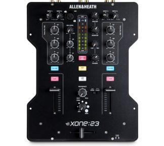 Allen & Heath - XONE:23, Club & DJ mixer