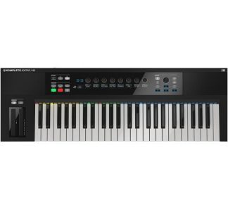 Native Instruments - Komplete Kontrol S49, Midi Keyboard