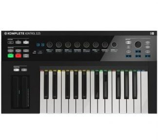 Native Instruments - Komplete Kontrol S25, Midi Keyboard