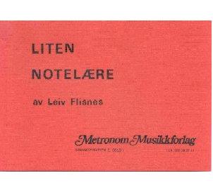 Liten Notelære - Leiv Flisnes