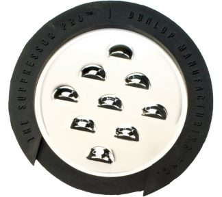 Dunlop - DCS301, Suppressor PRO, Chrome