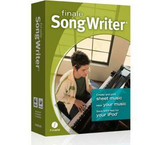 Finale - Songwriter, Notasjonsprogram [Download]