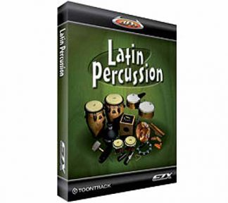 Toontrack - EZX Latin Percussion [Download]