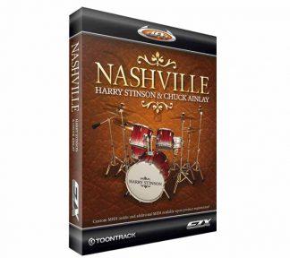 Toontrack - EZX Nashville [Download]