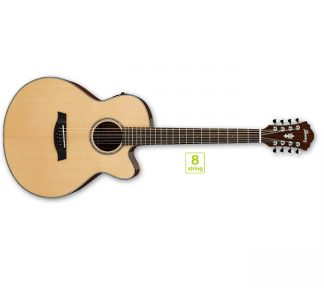 Ibanez - AEL108 MD NT 8 strenger