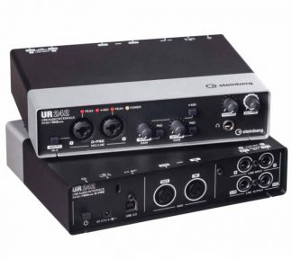 Steinberg - UR242, USB lydkort