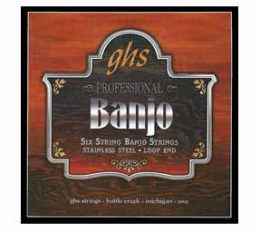 GHS - PF120 6 String Banjo