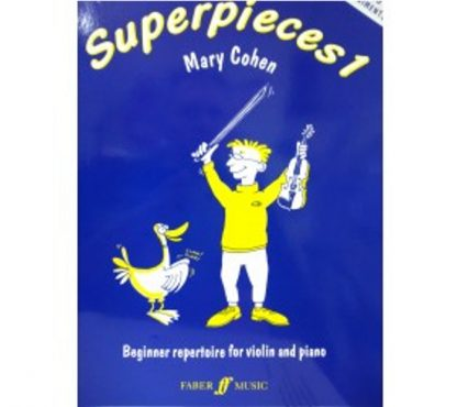 Superpieces 1 - Mary Cohen