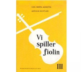 Vi spiller fiolin 3