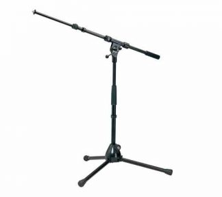 K&M - Mikrofonstativ, lite m/galge