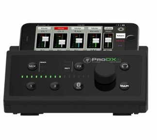 Mackie - ProDX4, 4-Channel Wireless Digital Mixer