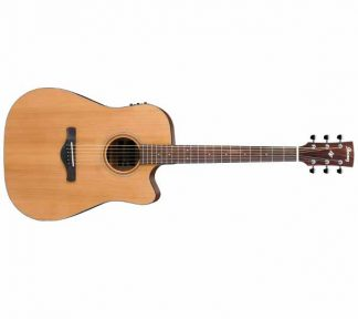 Ibanez - AW65ECE LG, akustisk gitar