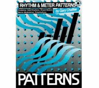 Gary Chaffee - Rhythm & meter patterns book + CD