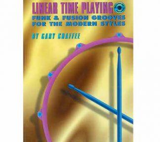 Gary Chaffee- Linear time playing book + CD