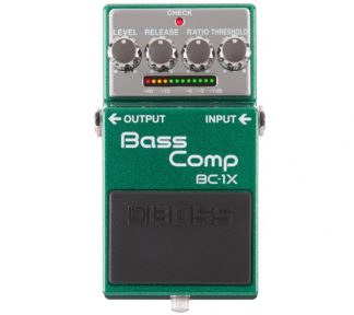 Boss - BC-1X Bass Compressor