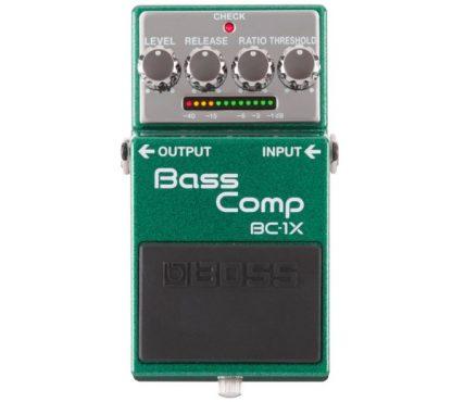 Boss - BC-1X Bass Compressor