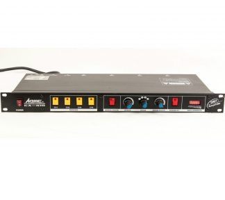 ACME 4 CHANNEL LIGHTING CONTROLLER CA-410 - DMX COMPATIBLE