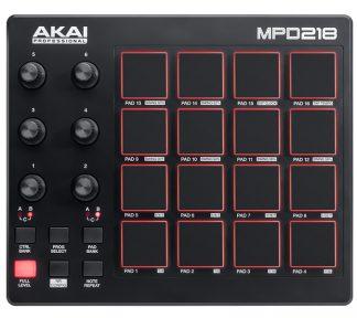 Akai - MPD218, USB MIDI-kontroller