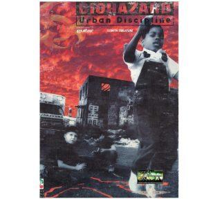 Biohazard - Urban Discipline Gitart/Vokal